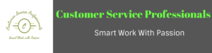 Customer Service Professionals
