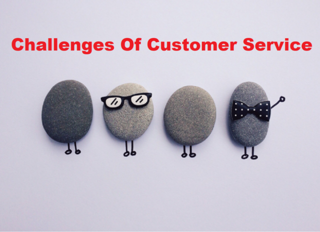 Challenges Of Customer Service