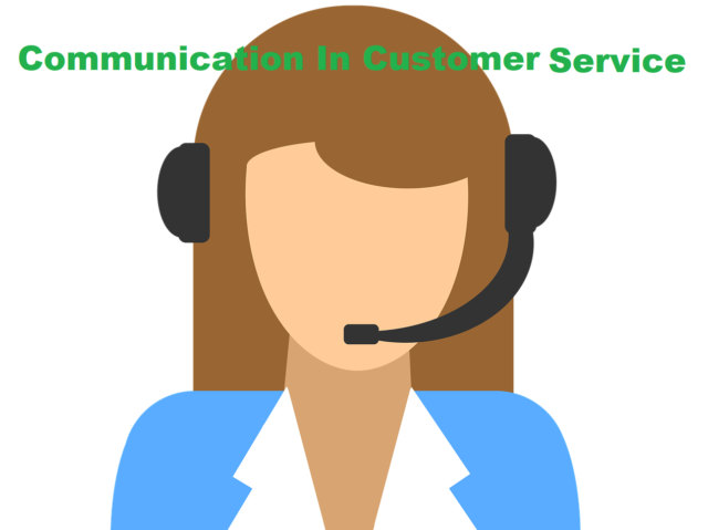 Communication In Customer Service