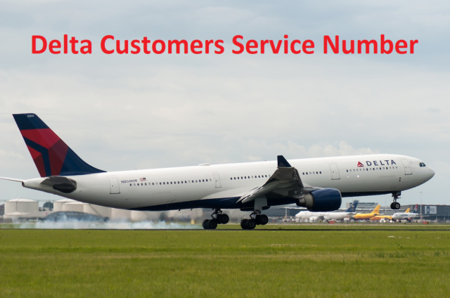 Delta Customers Service Number