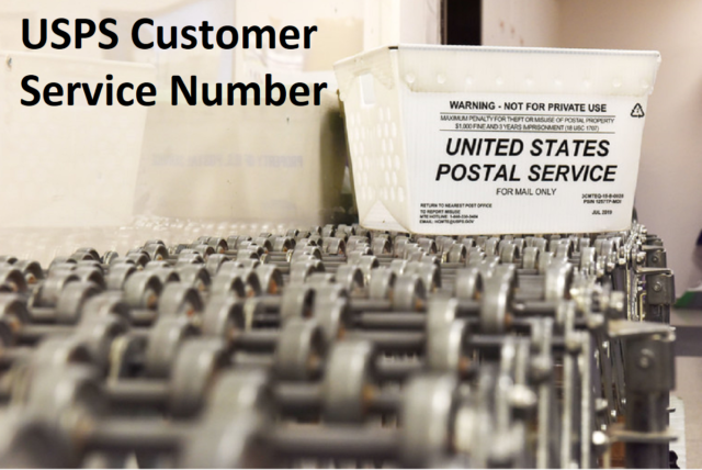 USPS Customer Service Number