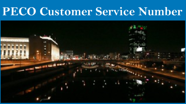 PECO Customer Service Number