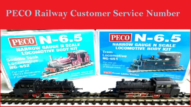PECO Railway Customer Service Number