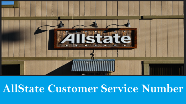 Allstate Customer Service Number