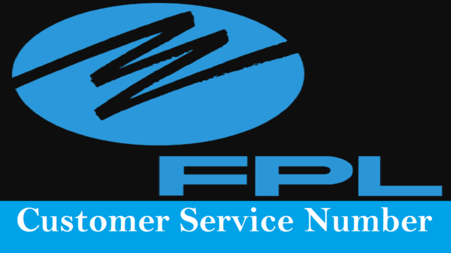 FPL customer service number,