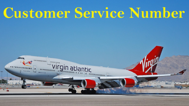 Virgin Atlantic Customer Service Number