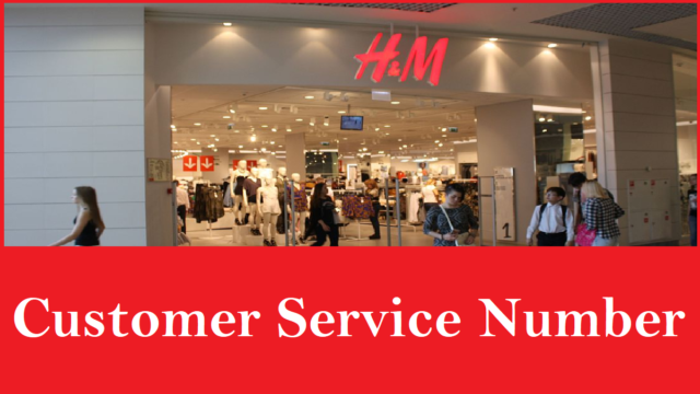 H&M Customer Service Number