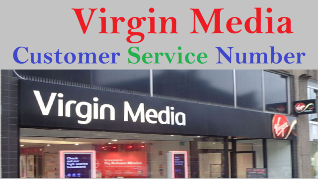 Virgin Media Customer Service Number
