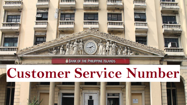 BPI Customer Service Number