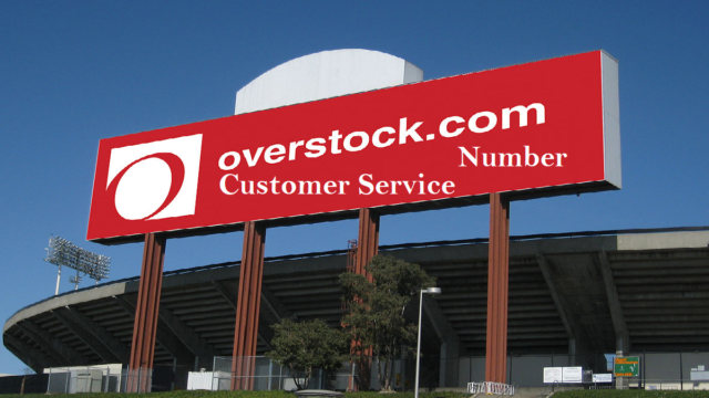 OverStock Customer Service Number