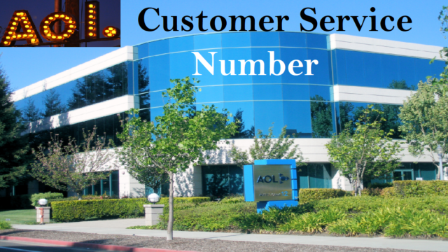 AOL Customer Service Number