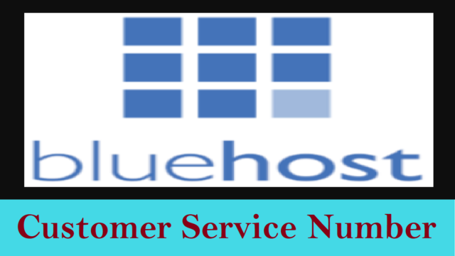 Bluehost Customer Service Number