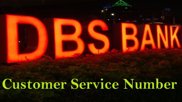 DBS Customer Service Number