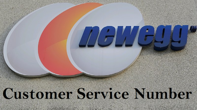 NewEgg Customer Service Number