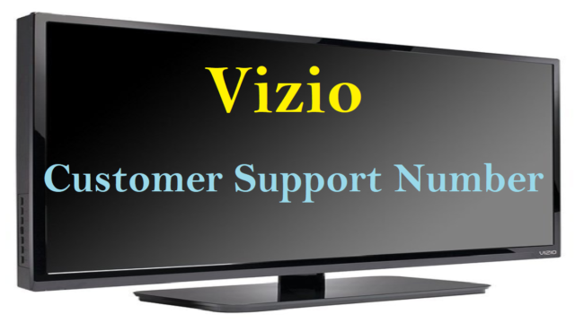Vizio Customer Support Number