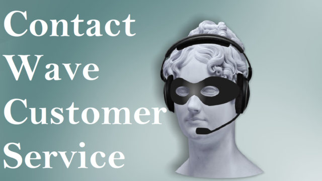 Contact Wave Customer Service