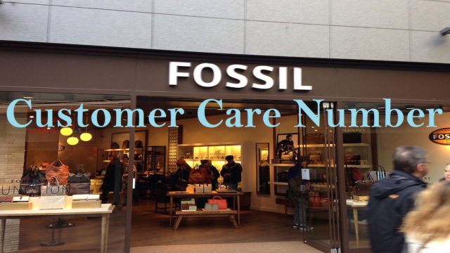Fossil Customer Care Number