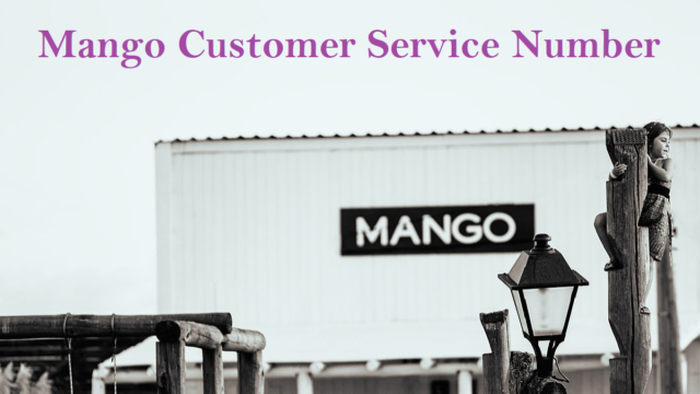 Mango Customer Service Number