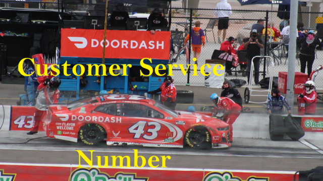 Doordash Customer Service Number