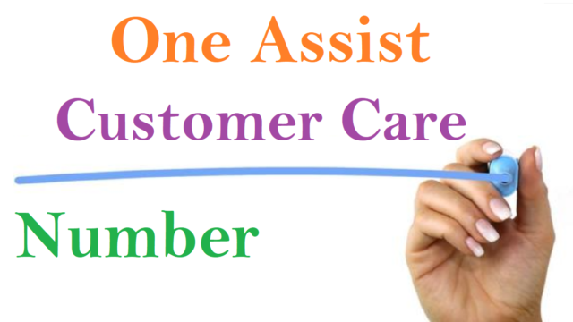 OneAssist Customer Care Number