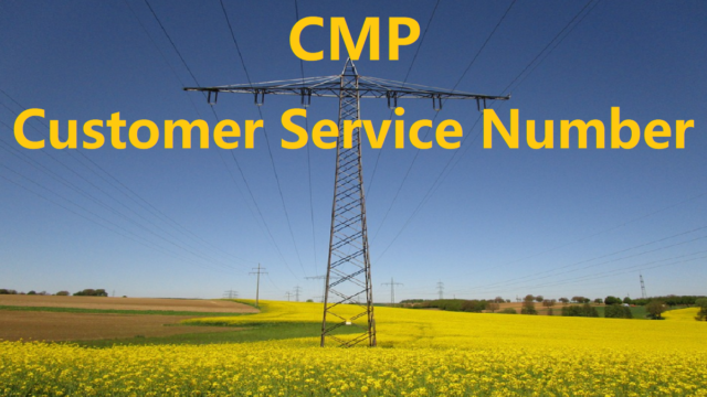 CMP Customer Service Number