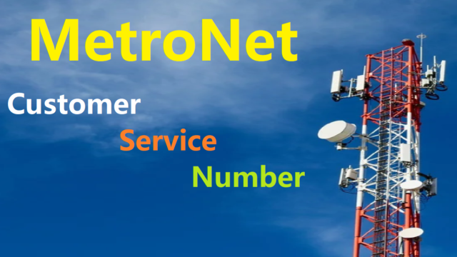 Metronet Customer Service Number