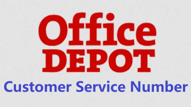 Office Depot Customer Service Number
