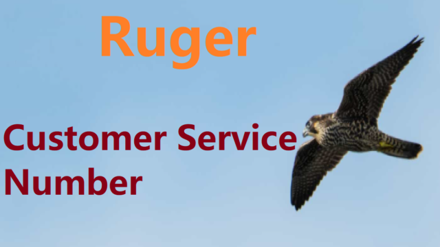 Ruger Customer Service Number