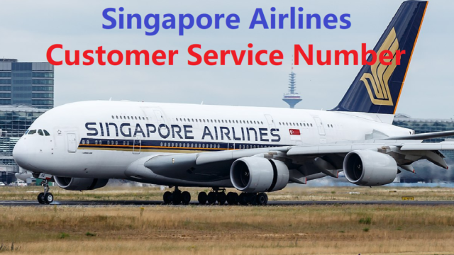Singapore Airlines Customer Service Number