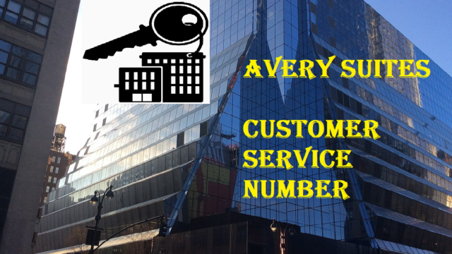 Avery Suites Customer Service Number