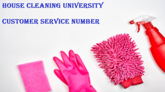 House Cleaning University Customer Service
