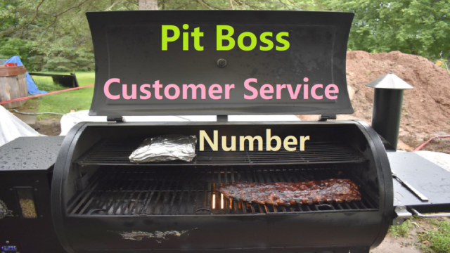 Pit Boss Customer Service Number