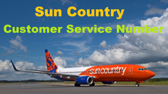 Sun Country Customer Service Number