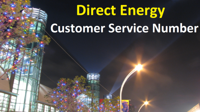 Direct Energy Customer Service Number