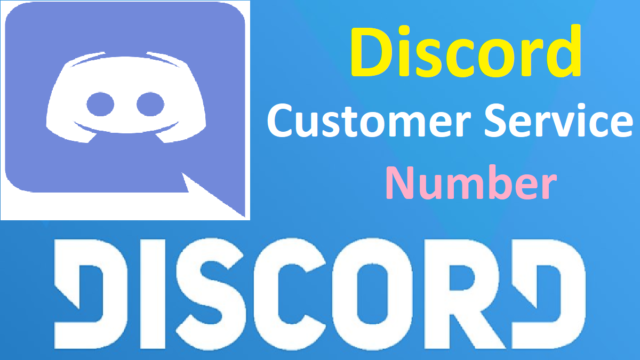 Discord Customer Service Number