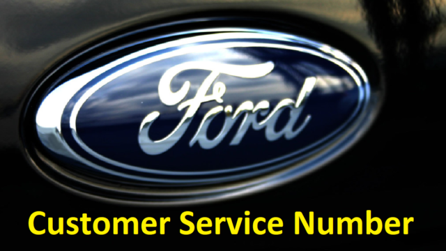 Ford Customer Service Number