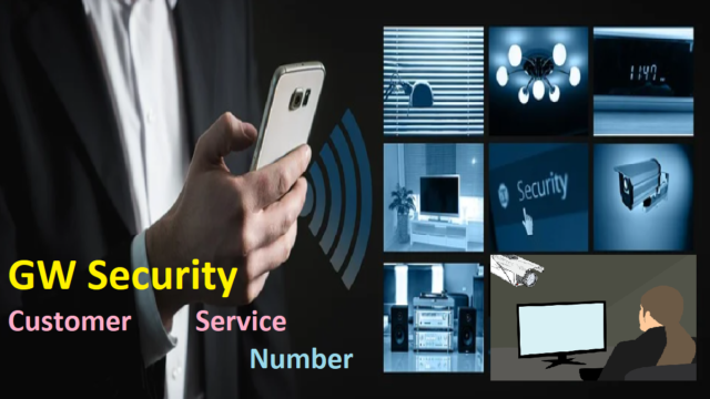 GW Security Customer Service Number