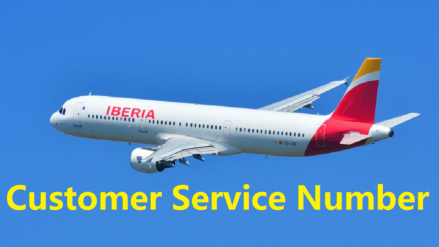 IBERIA Customer Service Number