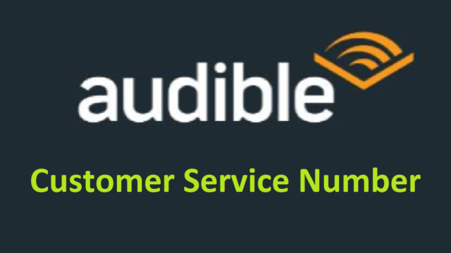 Audible Customer Service Number