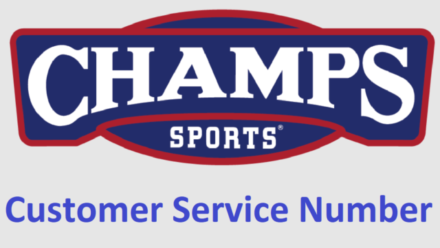 Champs Customer Service Number