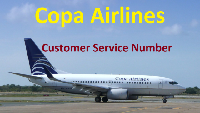 Copa Airlines Customer Service Number