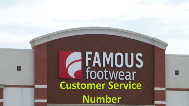 Famous Footwear Customer Service Number