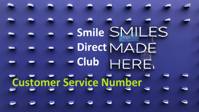 Smile Direct Club Customer Service Number