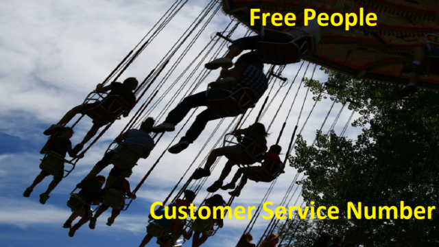 Free People Customer Service Number