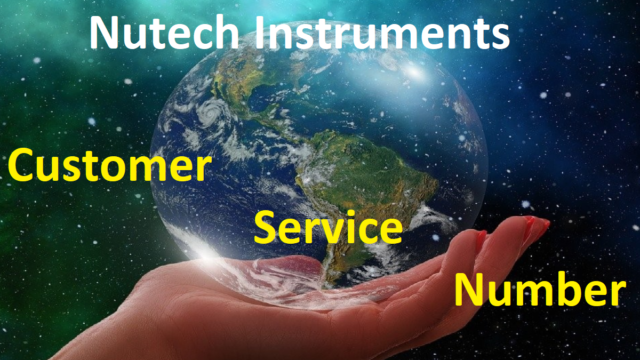 Nutech Instruments Inc Customer Service Number