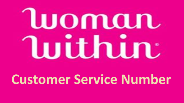 Woman Within Customer Service Number