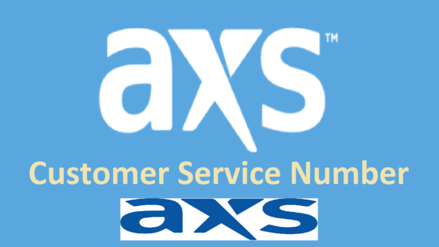 AXS Customer Service Number
