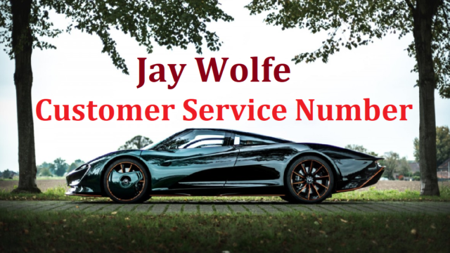 Jay Wolfe Customer Service Number